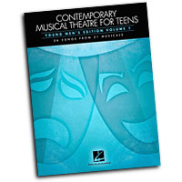 Various Arrangers : Contemporary Musical Theatre for Teens : Solo : Songbook : 888680019655 : 148039520X : 00129887