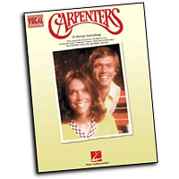 Carpenters : Note-for-Note Vocal Transcriptions : Solo : Songbook : 073999860153 : 0634033700 : 00740177