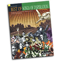 Various Arrangers : Best of Songs of Inspiration and Celebration : Solo : Songbook :  : 841886012714 : 1847610935 : 49017668
