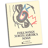 Richard Johnston (editor) : Folk Songs North America Sings : Solo : Songbook : 073999809046 : 1458424871 : 50480904