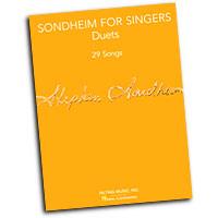 Stephen Sondheim : Sondheim for Singers - Duets : Duet : Songbook : Stephen Sondheim : 884088964269 : 1480367184 : 00124183