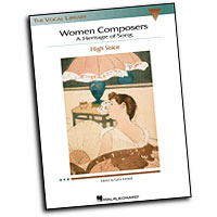 Carol Kimball (editor) : Women Composers - A Heritage of Song : Songbook :  : 073999192094 : 0634078704 : 00740270