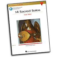 Various : 14 Sacred Solos : Solo : Songbook : 073999318043 : 0634081381 : 00740293