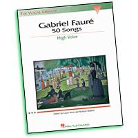 Gabriel Faure : 50 Songs : Solo : Songbook : Gabriel Faure : 073999470710 : 0793534062 : 00747071