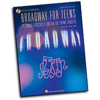 Various Artists : Broadway for Teens : Solo : Songbook & CD : 073999242355 : 1423401204 : 00000403