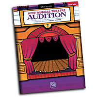 Various Artists : Kids' Musical Theatre Audition - Girls Edition : Solo : Songbook & CD : 884088156916 : 1423428773 : 00001124