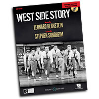 Leonard Bernstein : West Side Story : Solo : Songbook & CD : 884088625580 : 1458419711 : 00450165