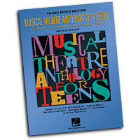 Louise Lerch (editor) : Musical Theatre Anthology for Teens : Solo : Songbook : 073999118018 : 0634030752 : 00740158