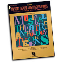 Various Artists : Musical Theatre Anthology for Teens - Duets Edition (With CDs) : Solo : Songbook & 2 CDs :  : 073999364644 : 0634047655 : 00740191