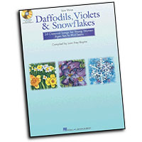Joan Frey Boytim (editor) : Daffodils, Violets and Snowflakes - Low Voice : Songbook & CD :  : 073999792096 : 0634062123 : 00740245