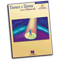 Various Artists : Tunes for Teens from Musicals : Solo : Songbook & CD : 073999295146 : 0634084089 : 00740306