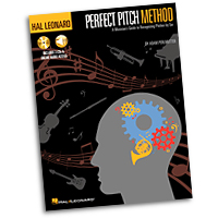 Adam Perlmuter : Perfect Pitch Method - A Musician's Guide to Recognizing Pitches by Ear : Songbook & Online Audio :  : 073999378894 : 0634097784 : 00311221