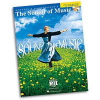 "Richard Rodgers and Oscar Hammerstein : <span style=""color:red;"">The Sound of Music</span> : Solo : Songbook & CD : 884088524586 : 1423498003 : 00313518"