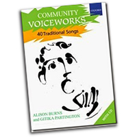 Gitika Partington : Community Voiceworks : Songbook & CD : 9780193390799 : 9780193390799