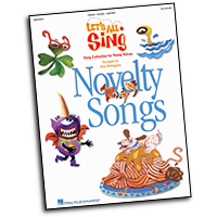 Let's All Sing : Let's All Sing - Novelty Songs : Accompaniment CD : 073999806458 : 09970619