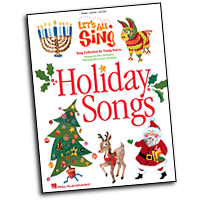 Let's All Sing : Let's All Sing Holiday Songs : Accompaniment CD : 073999977134 : 1423405994 : 09970699