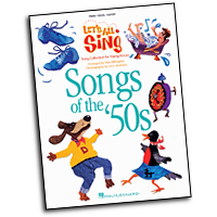 Let's All Sing : Let's All Sing Songs of the '50s : Unison : Sheet Music : 884088133498 : 1423424484 : 09971031