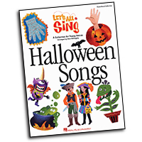 Let's All Sing : Let's All Sing Halloween Songs : Unison : Songbook : 884088493097 : 1423476913 : 09971437