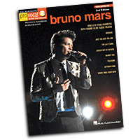 Bruno Mars : Pro Vocal for Singers : Solo : Songbook :  : 888680076351 : 149502833X : 00148089