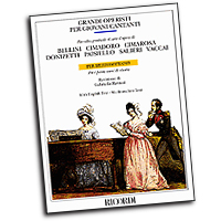 Gabriella Ravazzi : Great Opera Composers for Young Singers : Solo : Songbook :  : 073999834628 : 50483462