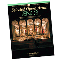 Robert L. Larsen : Selected Opera Arias : Solo : Songbook & Online Audio : 888680079949 : 1495030938 : 50600347