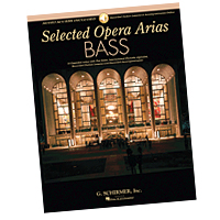 Robert L. Larsen : Selected Opera Arias : Solo : Songbook & Online Audio : 888680079956 : 1495030946 : 50600348