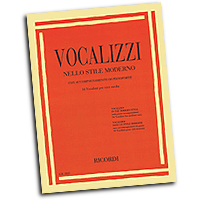 Various Arrangers : Vocalises in the Modern Style : Solo : Vocal Warm Up Exercises :  : 888680604752 : 1495058182 : 50600412