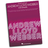 Andrew Lloyd Webber : Andrew Lloyd Webber for Singers - Women's Edition : Solo : 01 Songbook : 884088223694 : 1423436733 : 00001184