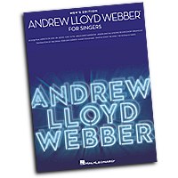 Andrew Lloyd Webber : Andrew Lloyd Webber for Singers - Men's Edition : Solo : 01 Songbook : 884088223700 : 1423436741 : 00001185