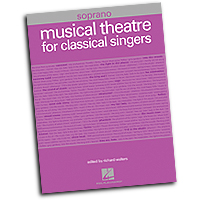 Richard Walters : Musical Theatre for Classical Singers - Soprano : Solo : 01 Songbook : 884088365851 : 1423474171 : 00001224