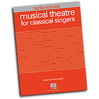 Richard Walters : Musical Theatre for Classical Singers - Baritone/Bass : Solo : 01 Songbook : 884088392420 : 1423474201 : 00001227