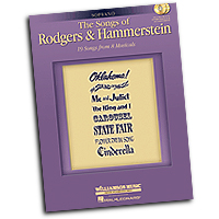 Richard Rodgers and Oscar Hammerstein : The Songs of Rodgers & Hammerstein - Soprano : Solo : Songbook & Online Audio : 884088393304 : 1423474740 : 00001228