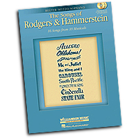 Richard Rodgers and Oscar Hammerstein : The Songs of Rodgers & Hammerstein - Belter/Mezzo-Soprano : Solo : 01 Songbook & 2 CDs : 884088393380 : 1423474759 : 00001229