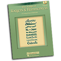 Richard Rodgers and Oscar Hammerstein : The Songs of Rodgers & Hammerstein - Tenor : Solo : 01 Songbook & 2 CDs : Richard Rodgers and Oscar Hammerstein : 884088393397 : 1423474767 : 00001230
