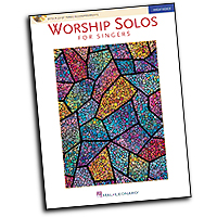 Various Arrangers : Worship Solos for Singers - High Voice : Solo : 01 Songbook & 1 CD :  : 884088864118 : 1476877297 : 00110614