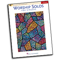 Various Arrangers : Worship Solos for Singers - Low Voice : Solo : 01 Songbook & 1 CD :  : 884088864125 : 1476877300 : 00110615