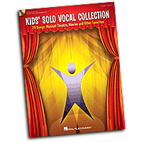 Various Arrangers : Kids' Solo Vocal Collection : Solo : 01 Songbook & 1 CD : 884088913953 : 1480345199 : 00119839