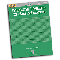 Richard Walters : Musical Theatre for Classical Singers - Tenor : Solo : 01 Songbook & 2 CDs : 884088397234 : 1423477863 : 00230002