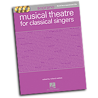 Richard Walters : Musical Theatre for Classical Singers - Soprano : Solo : 01 Songbook & 3 CDs : 884088588243 : 1458410498 : 00230099
