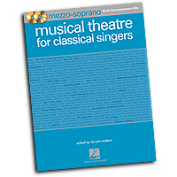 Richard Walters : Musical Theatre for Classical Singers - Mezzo-Soprano : Solo : 01 Songbook & 2 CDs : 884088588250 : 1458410501 : 00230100
