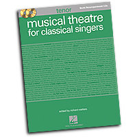 Richard Walters : Musical Theatre for Classical Singers - Tenor : Solo : 01 Songbook & 2 CDs : 884088588267 : 145841051X : 00230101