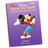 Disney Collections Songbooks for Solo Voice