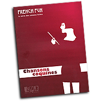 Various Arrangers : French Fun - Chansons Coquines : Solo : 01 Songbook :  : 884088508500 : 50490103