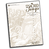 Various Arrangers : 12 Sacred Songs - High Voice : Solo : 01 Songbook & 1 CD :  : 073999826432 : 0793562481 : 50482643