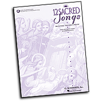 Various Arrangers : 12 Sacred Songs - Low Voice : Solo : Songbook & Online Audio :  : 073999826449 : 079356249X : 50482644