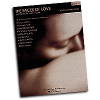 Jake Heggie : The Faces of Love - Soprano : Solo : 01 Songbook : 073999836349 : 0634011049 : 50483634