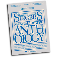 Richard Walters : The Singer's Musical Theatre Anthology - Volume 6 - Mezzo-Soprano : Solo : Songbook & Online Audio : 888680065072 : 1495019071 : 00145265