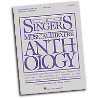 Richard Walters : The Singer's Musical Theatre Anthology - Volume 6 - Soprano : Solo : 01 Songbook & 2 CDs :  : 888680086091 : 1495045730 : 00151246