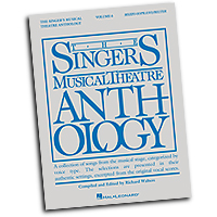 Richard Walters : The Singer's Musical Theatre Anthology - Volume 6 - Mezzo-Soprano : Solo : 01 Songbook & 2 CDs : 888680086107 : 1495045749 : 00151247