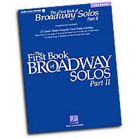 Joan Frey Boytim : The First Book of Broadway Solos - Part II - Soprano : Solo : 01 Songbook : 884088150907 : 1423427106 : 00001111